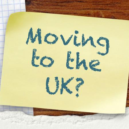 Moving to the UK?