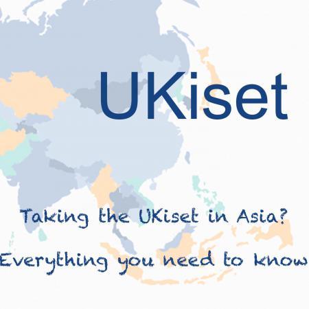 UKiset test in Asia